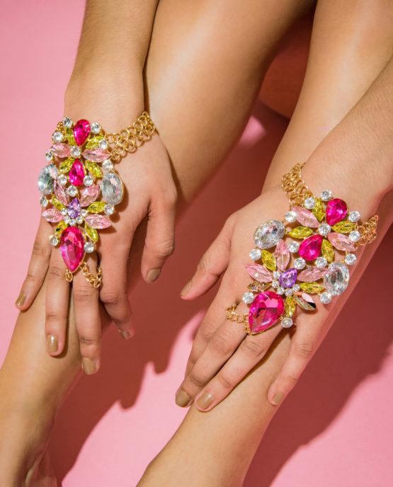 Mohani Hand Jewel