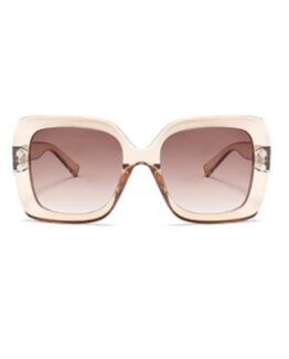 mohani transparent sunglasses